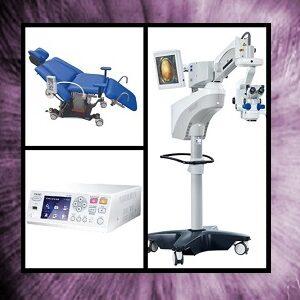 Equipamiento y recambios para Área Quirúrgica