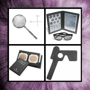 Material de Optometría para Gabinete Oftalmológico