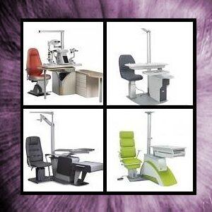 Unidades de Refracción para Gabinete Oftalmológico